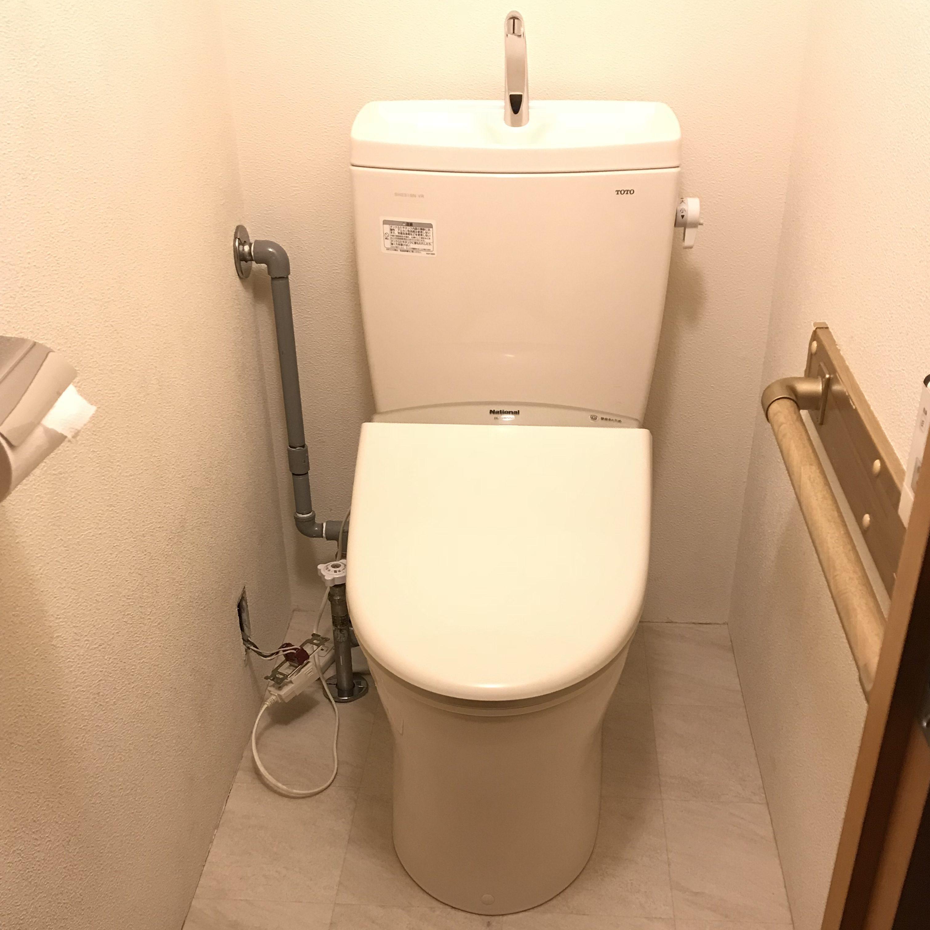 トイレ 交換 diy